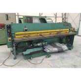 Used Shears SAFAN 30