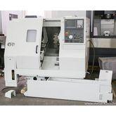 Used CNC lathe Doosa