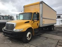 2005 INTERNATIONAL 4400 SBA