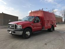2007 FORD F350 SD