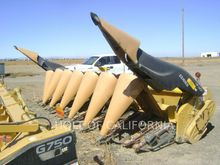Lexion Maize harvester for comb
