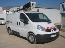 2010 RENAULT TRAFIC L1H1 DCI115