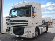 2007 DAF FT XF 105.460  TRACTOR