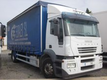 2003 IVECO AD440S35T/P TAULINER