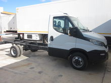 2016 IVECO 35C13 DAILY BASCULAN