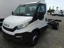 2017 IVECO 72C170L CHASIS