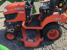 Used Used Kubota Lawn Tractors For Sale Kubota Equipment More Machinio