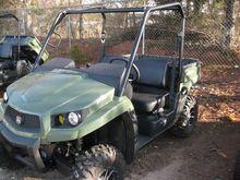2012 John Deere XUV 550 OLIVE