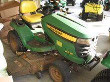 2009 John Deere X540