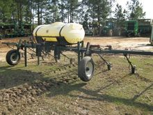 Used Bell 8 Row Lay-