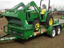 Used Tractors for sale in Tallahassee, FL, USA  John Deere equipment