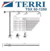 TERRI-SOIMA TSX 50-1250