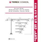 TEREX COMEDIL CTT 61 A