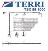 TERRI-SOIMA TSX 55-1000