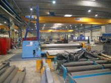 2008 four roll plate bending ma
