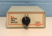 Belkin Data Switch F1B024
