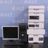 HP/Agilent 1100 Series HPLC Sys