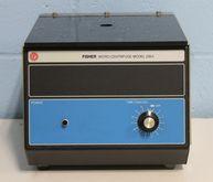Fisher Scientific Microcentrifu