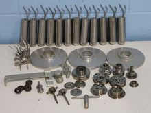 Dupont Model 579 Stainless Stee