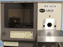 LECO RC-412 Multiphase Carbon D