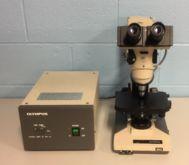 Olympus BH-2 Microscope Model B