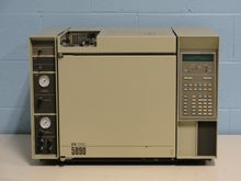 Hewlett Packard HP 5890A Gas Ch