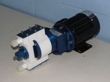 Teqcom Double Diaphragm Pump DD