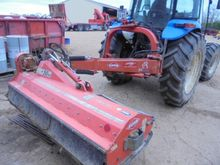 2006 Kuhn TB211 Verge mower