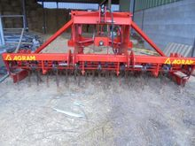 2009 Agram AT300 Seedbed cultiv