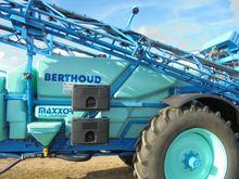 2012 Berthoud MAXXOR40 Trailed