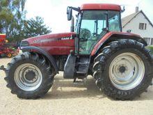 2002 Case IH MX150 Farm Tractor