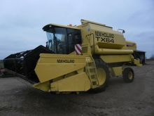 1997 New Holland TX64 Combine h
