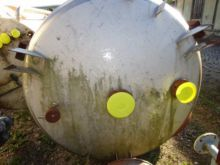 898 Gallon Webber Stainless Ste