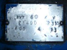 350 Cfm Robuschi Rotary Blower