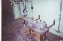 35 Gpm Vacuum Pump ; Water Seal