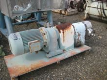124 Gpm Tri Clover Rotary Pump