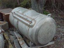 220 Gallon Stainless Steel Tank