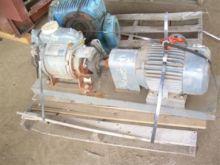 200 Gpm Vacuum Pump ; Water Sea
