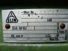 20 Gpm Ochsner Vacuum Pump ; Wa