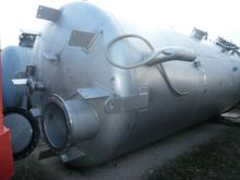 8110 Gallon Stainless Steel Tan