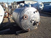 500 Gallon Lee Stainless Steel