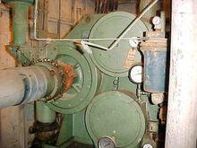 1750 Cfm Joy Rotary Compressor