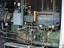 1500 Cfm Joy Rotary Compressor