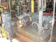 3000 Gpm Nash Vacuum Pump ; Wat