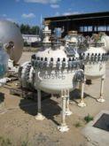50 Gallon Glass Lined Tank #203