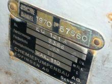 21 Gpm Chemie Pumpenbau Centrif
