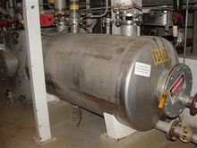 300 Gallon Stainless Steel Tank