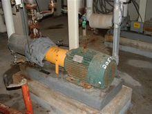100 Gpm Durco Centrifugal Pump