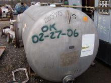 300 Gallon Dusenbury Stainless