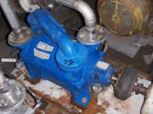 141 Gpm Kinney Vacuum Pump ; Wa